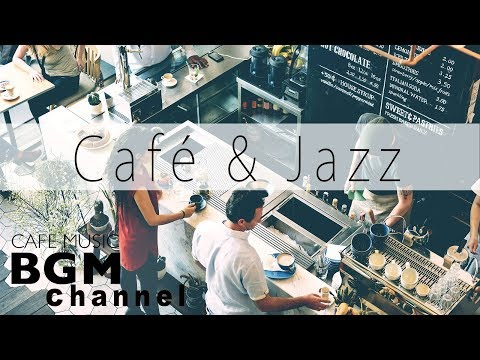 Cafe Music - Jazz Hiphop \u0026 Smooth Music - Relaxing Music For Work, Study,