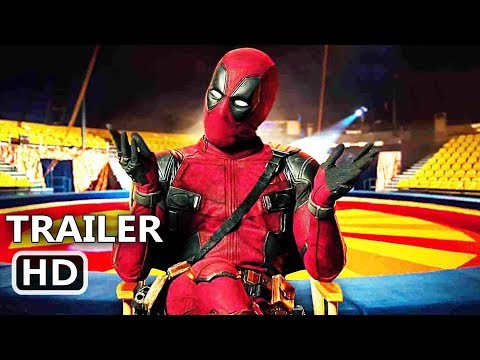 "DEADPOOL 2 ""Better than Hugh Jackman"" Trailer (NEW 2018) Ryan Reynolds Movie HD"