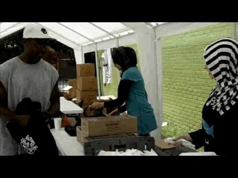 Islamic Relief USA:  Day of Dignity 2010 - Dallas