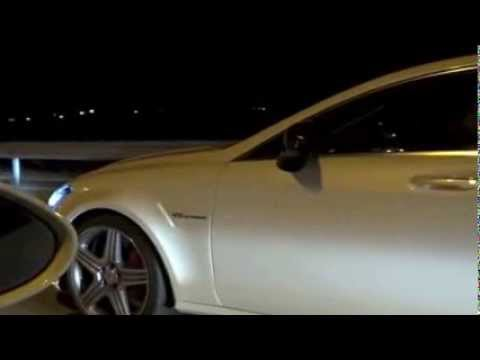 Porsche Panamera Turbo vs Mercedes Benz CLS63 AMG Performance Package