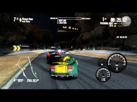 Videoanálise: Need for Speed Shift 2: Unleas