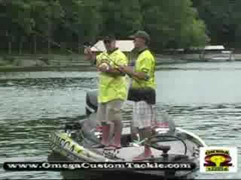 Lake Barkley Structure Fishing