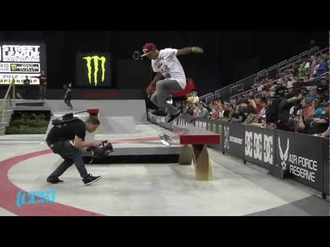 CCS Presents Chaz Ortiz | 12 Tricks At Street League