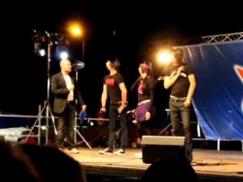 Gli EMO dal palco di Zelig al palco di Parma!