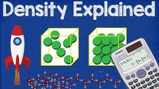 What is Density? - Density Explained