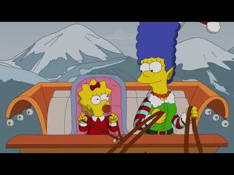 The Simpsons – White Christmas Blues – Animation Cartoons Movie – Simpson clip1 MP3