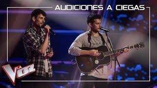 Ángel y Leonardo cantan 'Toxic' | Audiciones a ciegas | La Voz Antena 3 2019