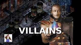 Great villains in RPGs