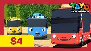 Tayo S4 EP21 l Citu's Secret Playground l Tayo the Little Bus l Season 4 Episode 21