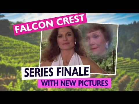 Falcon Crest Finale: Angela's soliloquy (with new pictures)