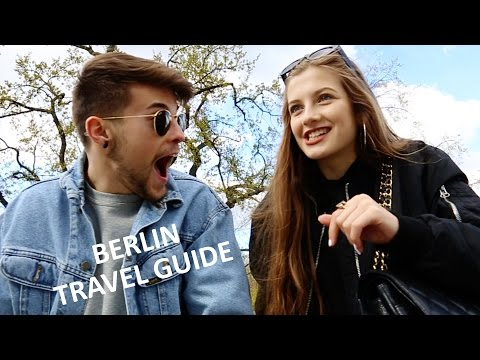 TRAVEL GUIDE - BERLIN with Kevin Elezaj & Zoe Pastelle