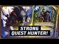 Strong Quest Hunter! | The Boomsday Project | Hearthstone