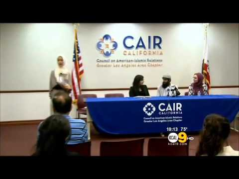 Video: CAIR-LA Holds News Conference with Med Student on No-Fly List Detained in Bangkok
