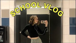 HIGH SCHOOL VLOG (sophomore year)
