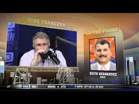 Mike's On: Keith Hernandez