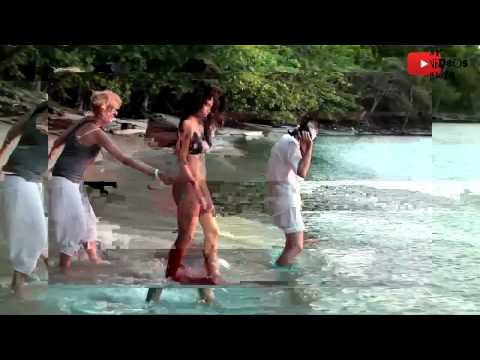 Betzaida Herrera   Posando en la Playa