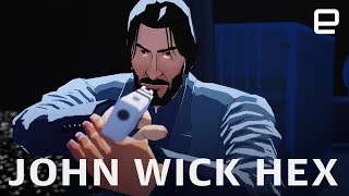 John Wick Hex First Look at E3 2019