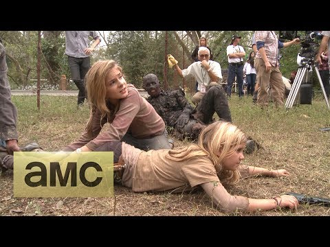 (spoilers) Making Of Episode 414: The Walking Dead: The Grove video