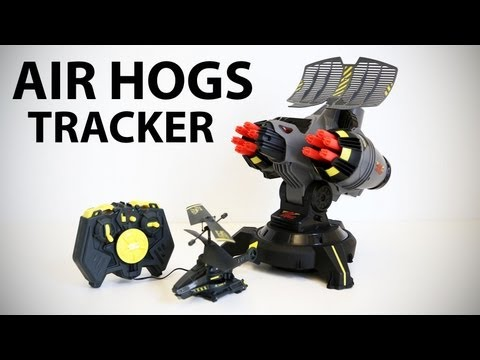 Review: Air Hogs Battle Tracker