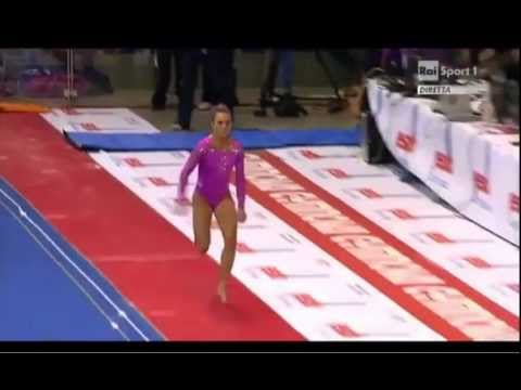 Lexie Priessman (USA) AA VT 2013 Jesolo - AA