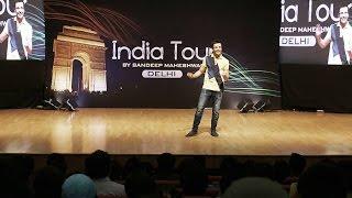 india tour - delhi How To focus on Goal