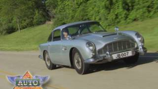 Original James Bond Aston Martin DB5 on the Auction Block