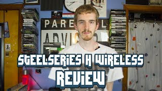 BEST WIRELESS HEADSET // Steelseries H Wireless Surround Gaming Headset Review