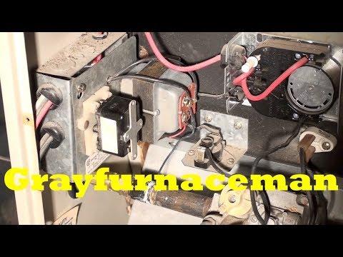 Furnace fan center troubleshoot