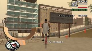 Starter Save - Part 20 - The Chain Game - GTA San Andreas PC - complete walkthrough-achieving ??.??%