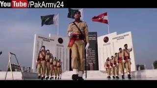 Pakistan Army new mili naghma