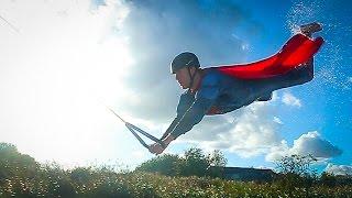 Batman v Superman: Dawn of Justice (2016) - In Real Life!