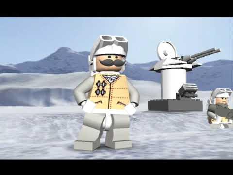 LEGO Star Wars II Campaign Part 7, Segment 1