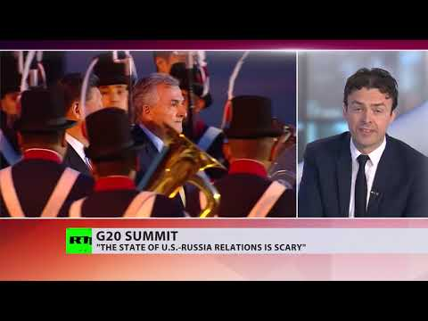 Why did Trump really cancel G20 meeting with Putin?
