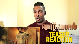 The Great Father Teaser Reaction & Review | Mammootty | PESH Entertainment