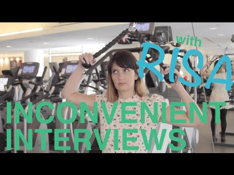 Inconvenient Interviews w/Risa: Working Out with Nikki Reed