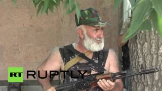 В Ереване вооруженная группа отказывается сдаваться до освобождения Сефиляна