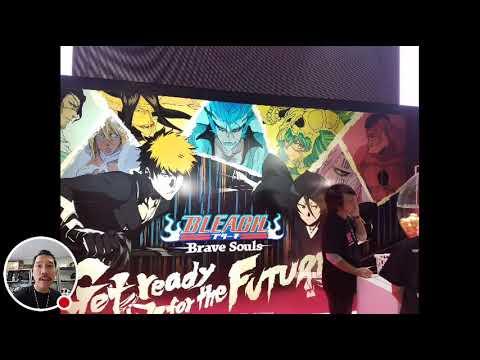 Bleach Brave Souls Tokyo Games Show News?