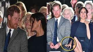 BEST PHOTOS FROM PRINCE HARRY AND MEGHAN MARKLE'S GLAM INVICTUS GAMES APPEARANCE