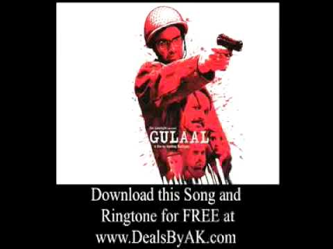 Duniya - Gulaal Full Song (HQ)