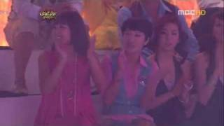 bWonder Girls  Star Trot Battle (cut 3).