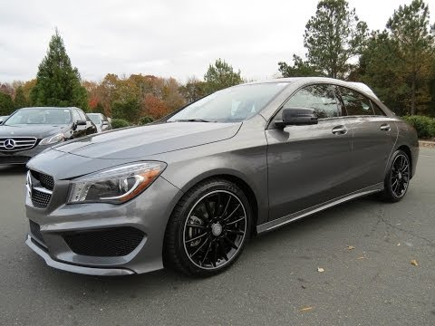 2014 Mercedes-Benz CLA250 Edition 1 Start Up. Exhaust. and In Depth Review