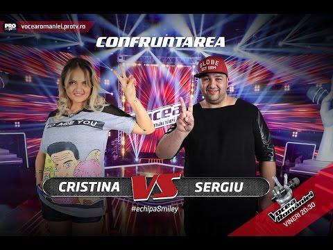 Cristina&Sergiu-One sweet day-Confruntari 3-Vocea Romaniei 2015-Ed.10-Sezon5