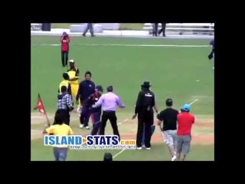 ICC Division 3 Finals Highlights 2013  (NEPAL INNING)
