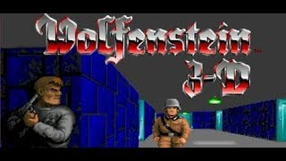 Wolfenstein 3D Ending