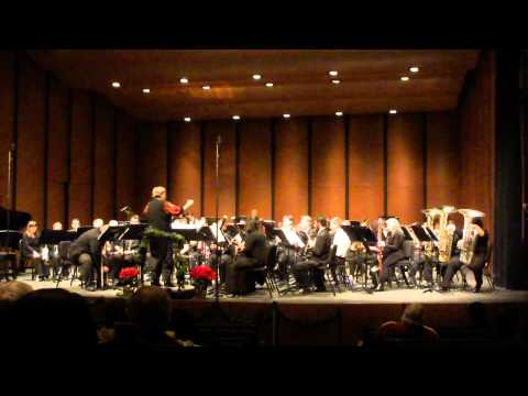 American River College Symphonic Band   Suite for Mass