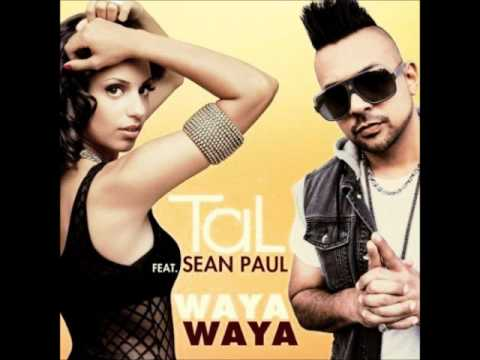 Tal Feat. Sean Paul - Waya Waya Official Video 2011 video
