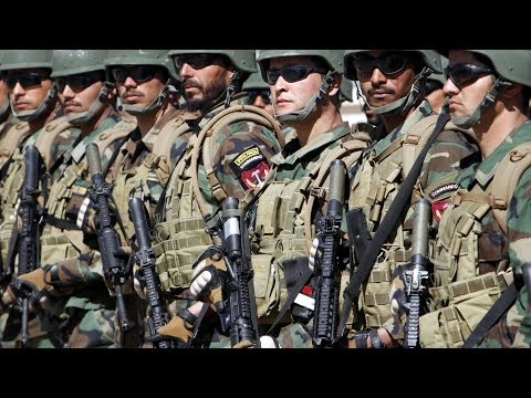Afghan Special Forces & Commandos (documentary)