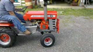 Massey Ferguson 12 Mini Tractor