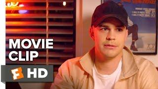 The Phenom Movie CLIP - Toughen Up (2016) - Johnny Simmons, Marin Ireland Movie HD