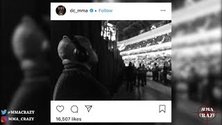 Daniel Cormier Reacts to TKO loss to Stipe Miocic at UFC 241